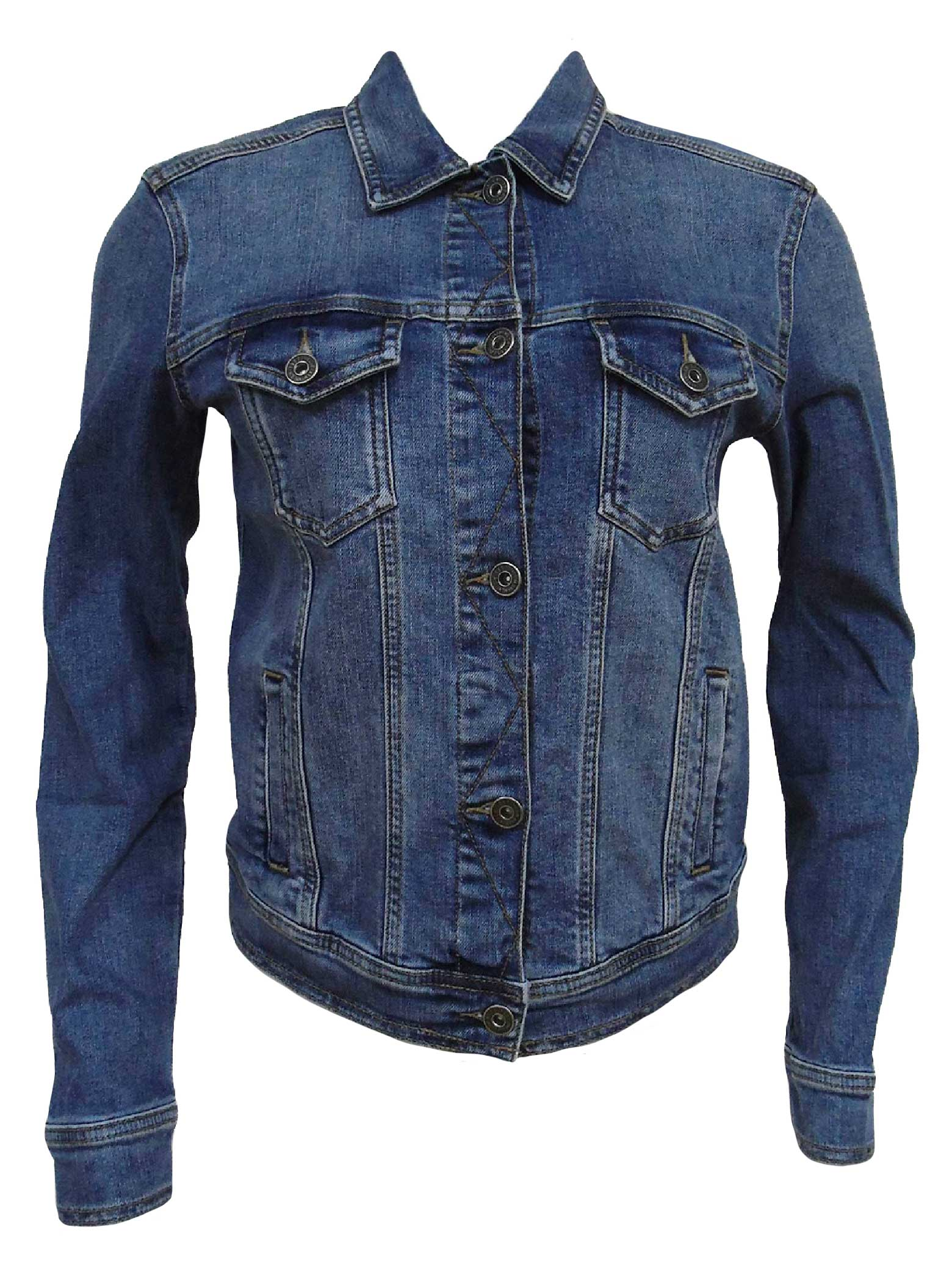 JEAN JACKET 420 CHEVIGNON