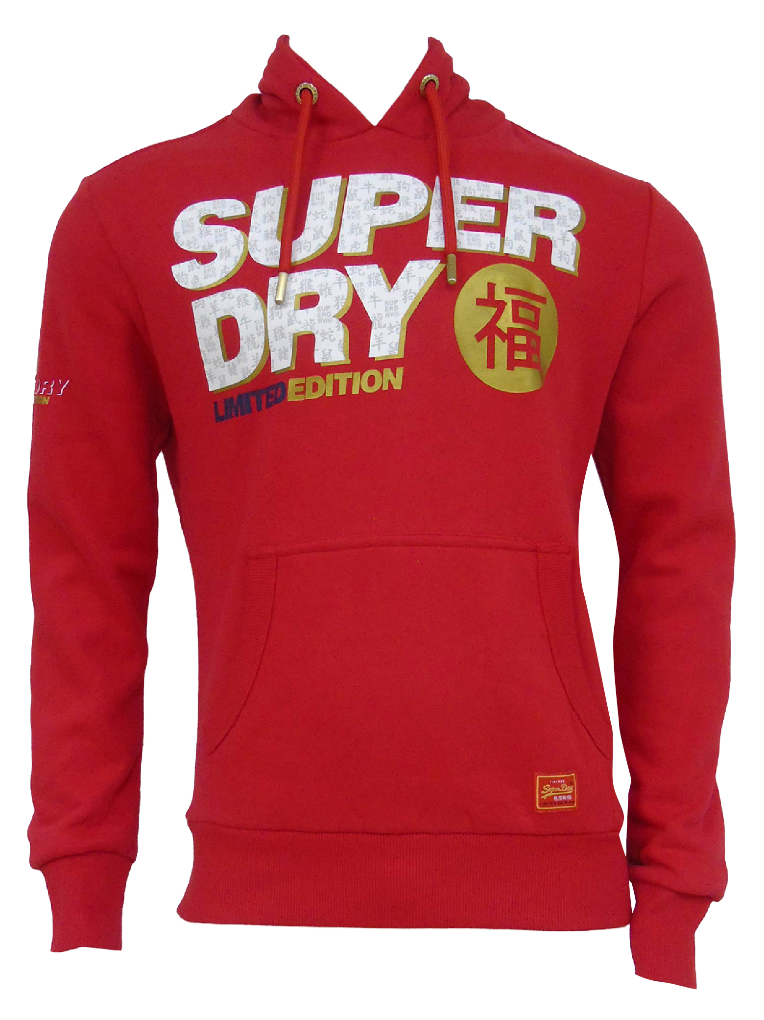 LUCK SUPERDRY